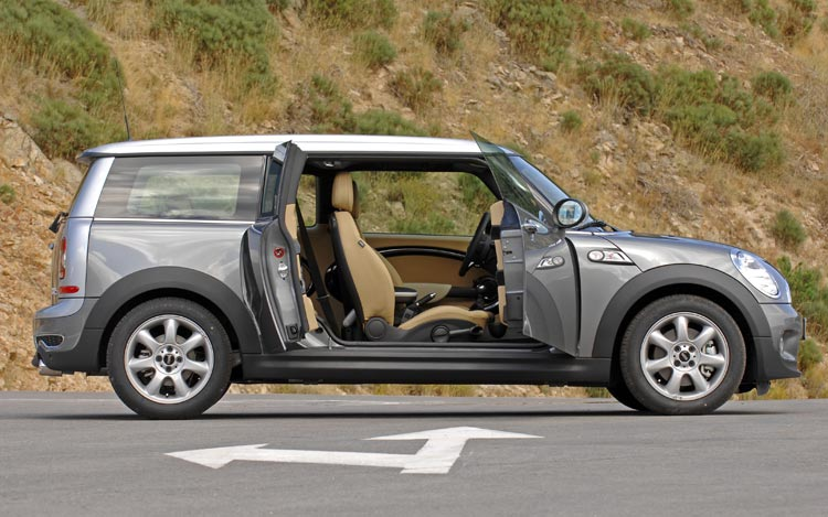 First Drive 2008 Mini Cooper Clubman S Motor Trend