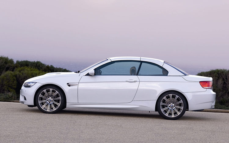First Look 2009 Bmw M3 Convertible Motor Trend