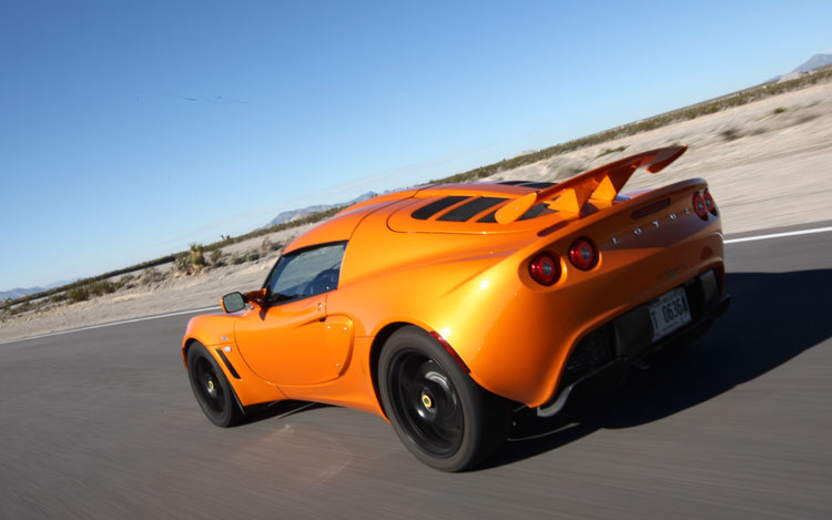 First Drive 2008 Lotus Exige S 240 Motor Trend