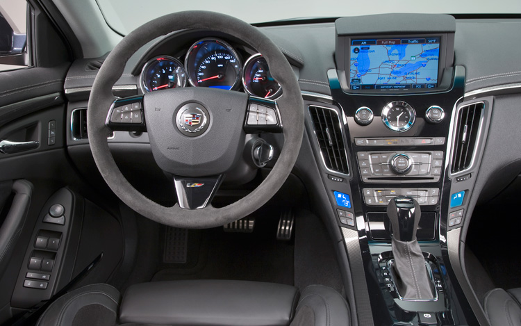 Subaru Dealers In Ct >> 2009 Cadillac CTS-V - First Look - Motor Trend
