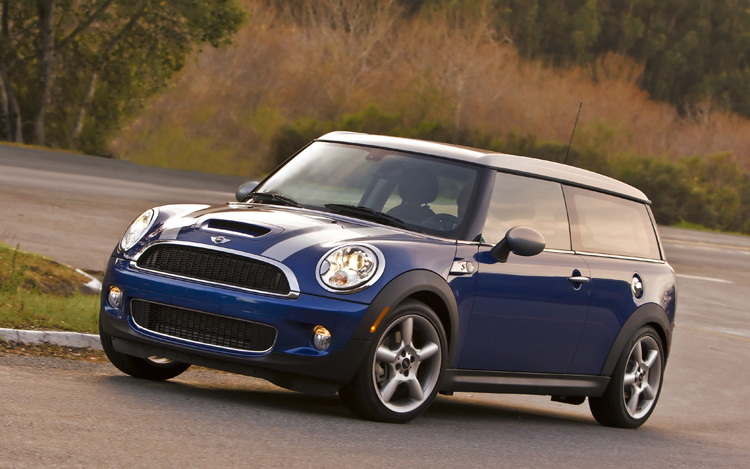 2008 mini cooper s clubman first drive motor trend. Black Bedroom Furniture Sets. Home Design Ideas