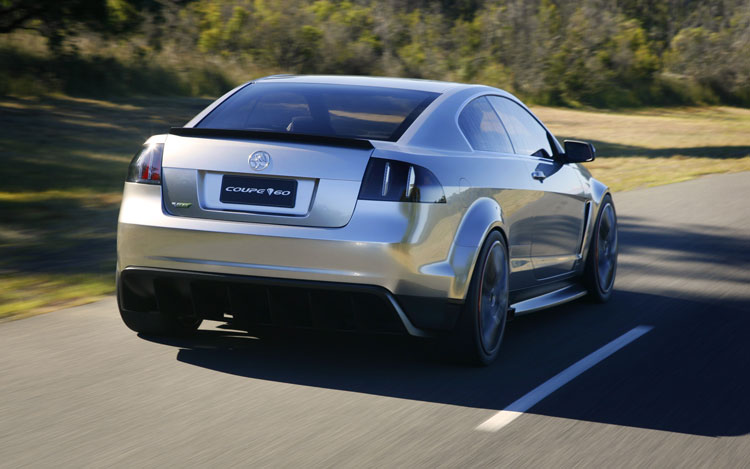 Holden Coupe 60 Blueprint For A New Gto Or G8 Coupe Or Even A