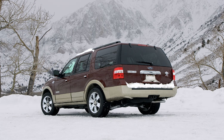 Legends Auto Ranch >> 2008 Ford Expedition King Ranch - Quick Test - Motor Trend