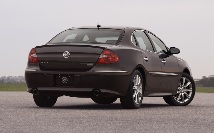 2008 Buick LaCrosse Super First Drive - MotorTrend