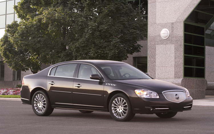 2008 Buick Lucerne Super Pricing Announced 39 395 Auto