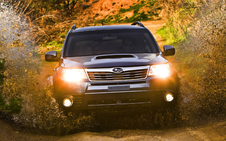 2009 Subaru Forester First Drive Motor Trend