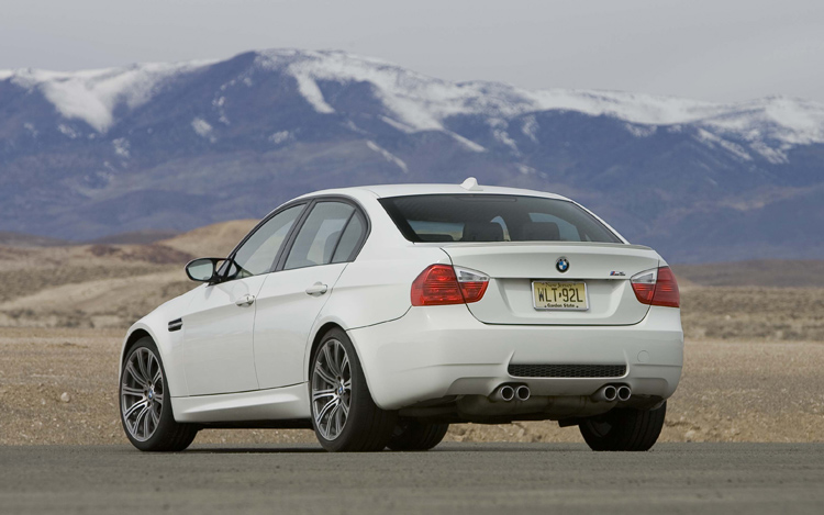 2008 BMW M3 Sedan Quick Test - Motor Trend
