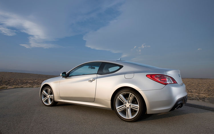 Marvelous 2010 Hyundai Genesis Coupe Photo Gallery