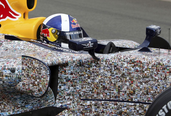 Red Bull Gives You Wings, Formula One Car for $2 - MotorTrend