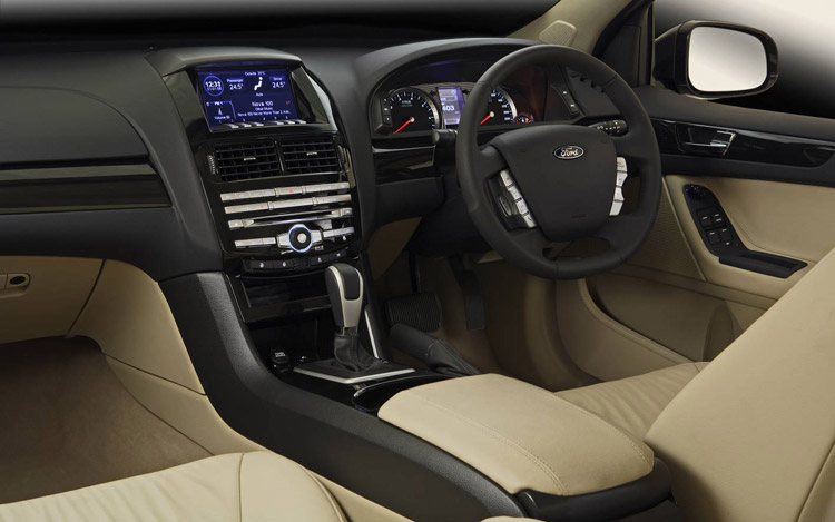 2008 Ford Falcon G6e Turbo And Xr6 Turbo Drive Motor Trend
