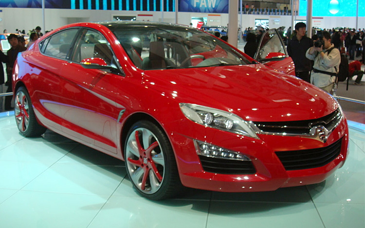 Good Karma Bikes >> 2008 Beijing Auto Show: The good, the bad, and the ugly ...