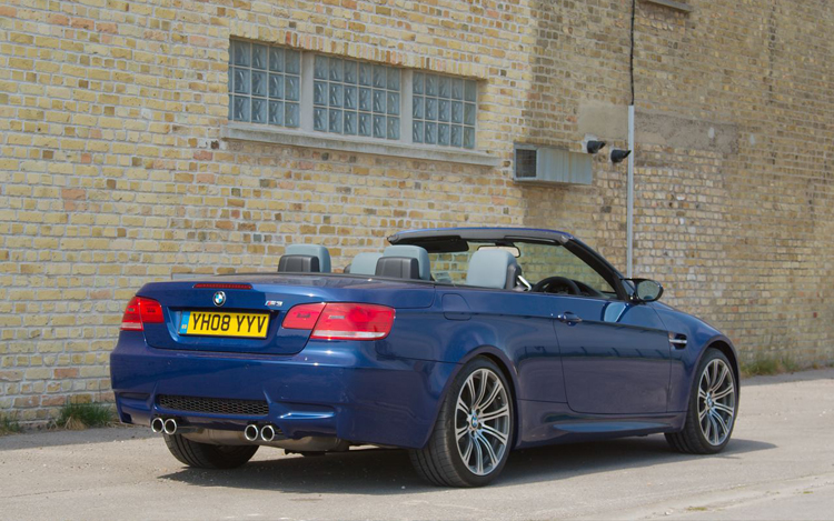 First Drive: 2008 BMW M3 Convertible - Motor Trend