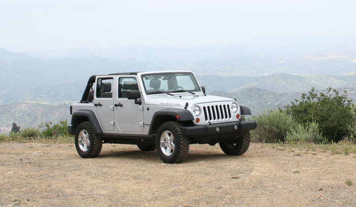2007 Jeep Wrangler Unlimited: Fun With The Freedom Top