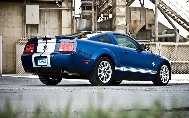 First Drive 2008 Ford Shelby Gt500kr Motor Trend
