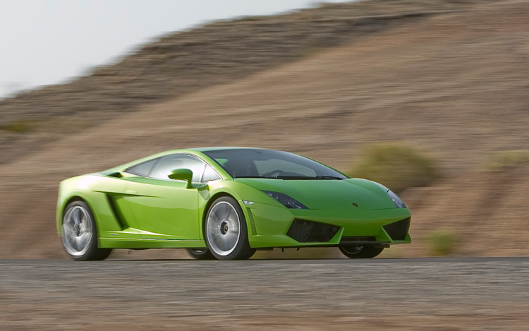 Amazing Exclusive First Test: 2009 Lamborghini Gallardo LP560 4