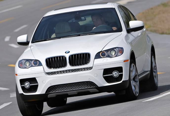 First Year Production Of The 2008 Bmw X6 Is Sold Out Motor Trend