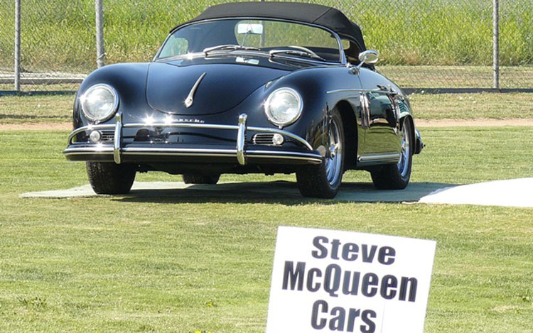 the first friends of steve mcqueen car show event coverage motor trend. Black Bedroom Furniture Sets. Home Design Ideas
