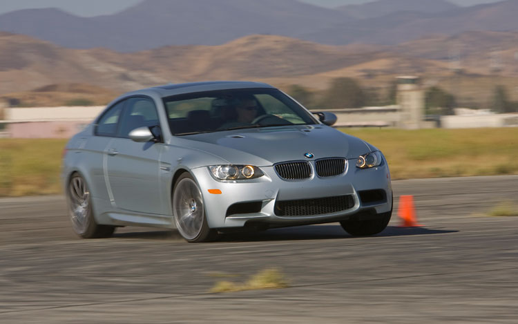 First Test: 2008 BMW M3 DCT - Motor Trend