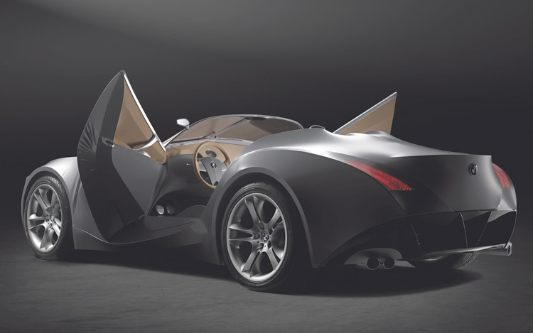 Bmw Gina Light Visionary Model The Bmw Of The Future Motor Trend