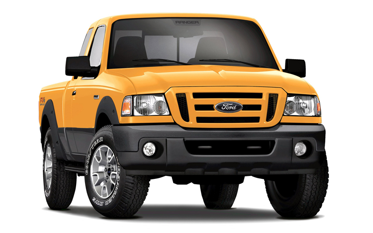 2008 Ford Ranger - First Look - Motor Trend - MotorTrend