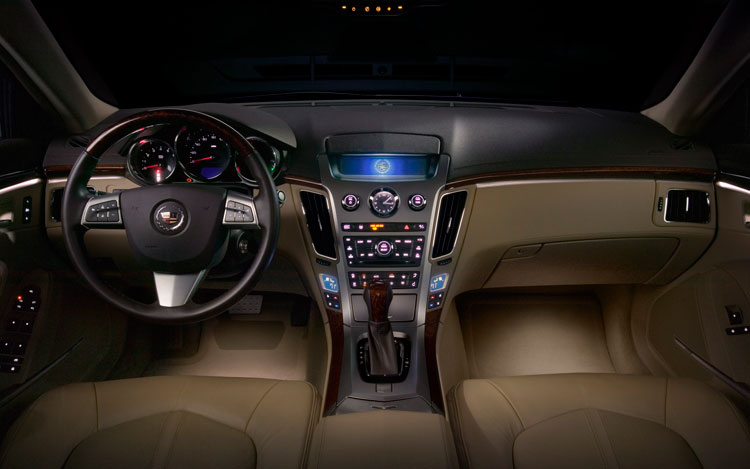2009 Cadillac CTS - First Look - Motor Trend - MotorTrend