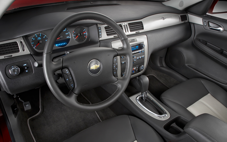 2009 Chevy Impala - First Look - Motor Trend