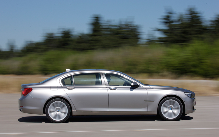 2009 Bmw 7 Series First Drive Motor Trend