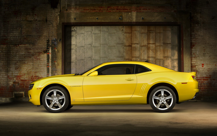Rolls Royce Dealers >> 2010 Chevrolet Camaro - First Look - Motor Trend