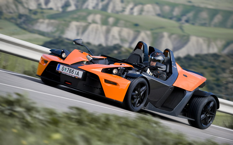 2010 ktm x bow first drive and review motor trend. Black Bedroom Furniture Sets. Home Design Ideas