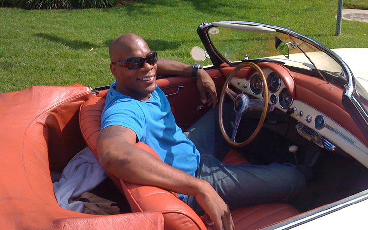 """Celebrity Drive: Comedian And Host Of """"101 Cars You Must"""