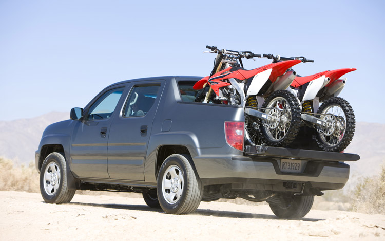 Go Kart Dallas >> 2009 Honda Ridgeline - First Look - Motor Trend