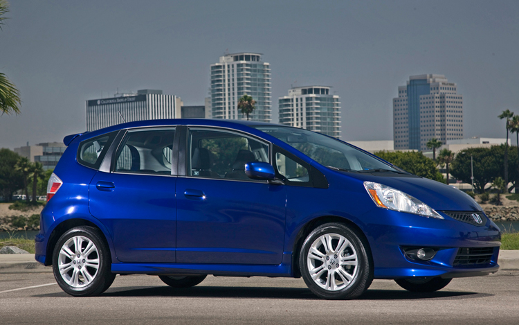 First Drive: 2009 Honda Fit