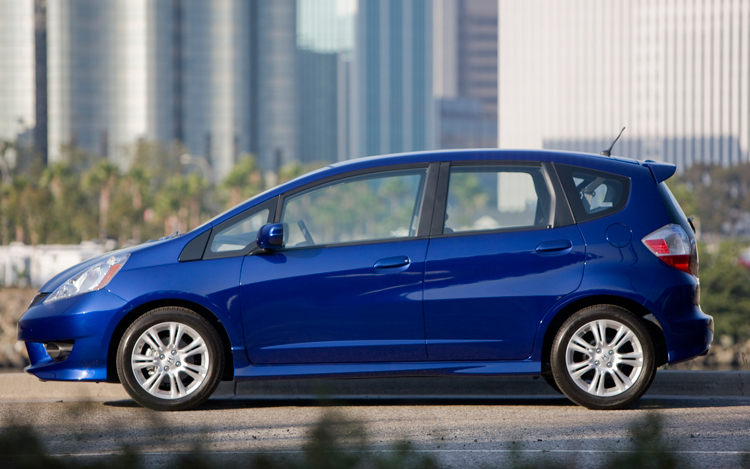 Captivating First Drive: 2009 Honda Fit