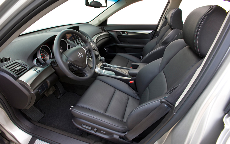 Open Road Bmw >> 2009 Acura TL - First Drive of Acura's new TL sedan ...