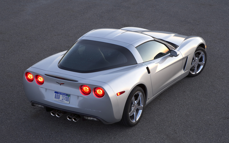 First Look: 2009 Chevrolet Corvette - MotorTrend