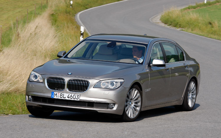 2009 BMW 7 Series - First Drive - Motor Trend
