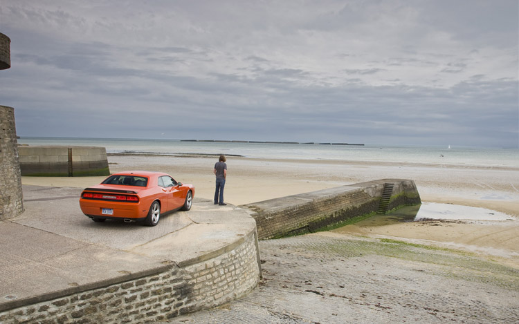 Ford Dealers Omaha >> Dodge Challenger in Europe - Features - Motor Trend