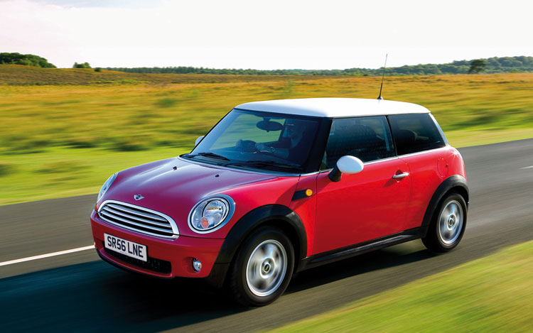 2009 Mini Cooper - First Look - Motor Trend