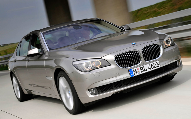2009 Bmw 7 Series First Look Motor Trend
