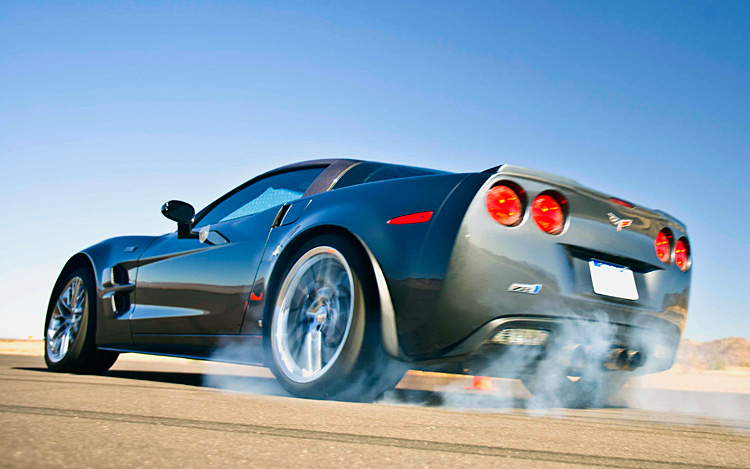 First Test 2009 Chevrolet Corvette Zr1 Motortrend