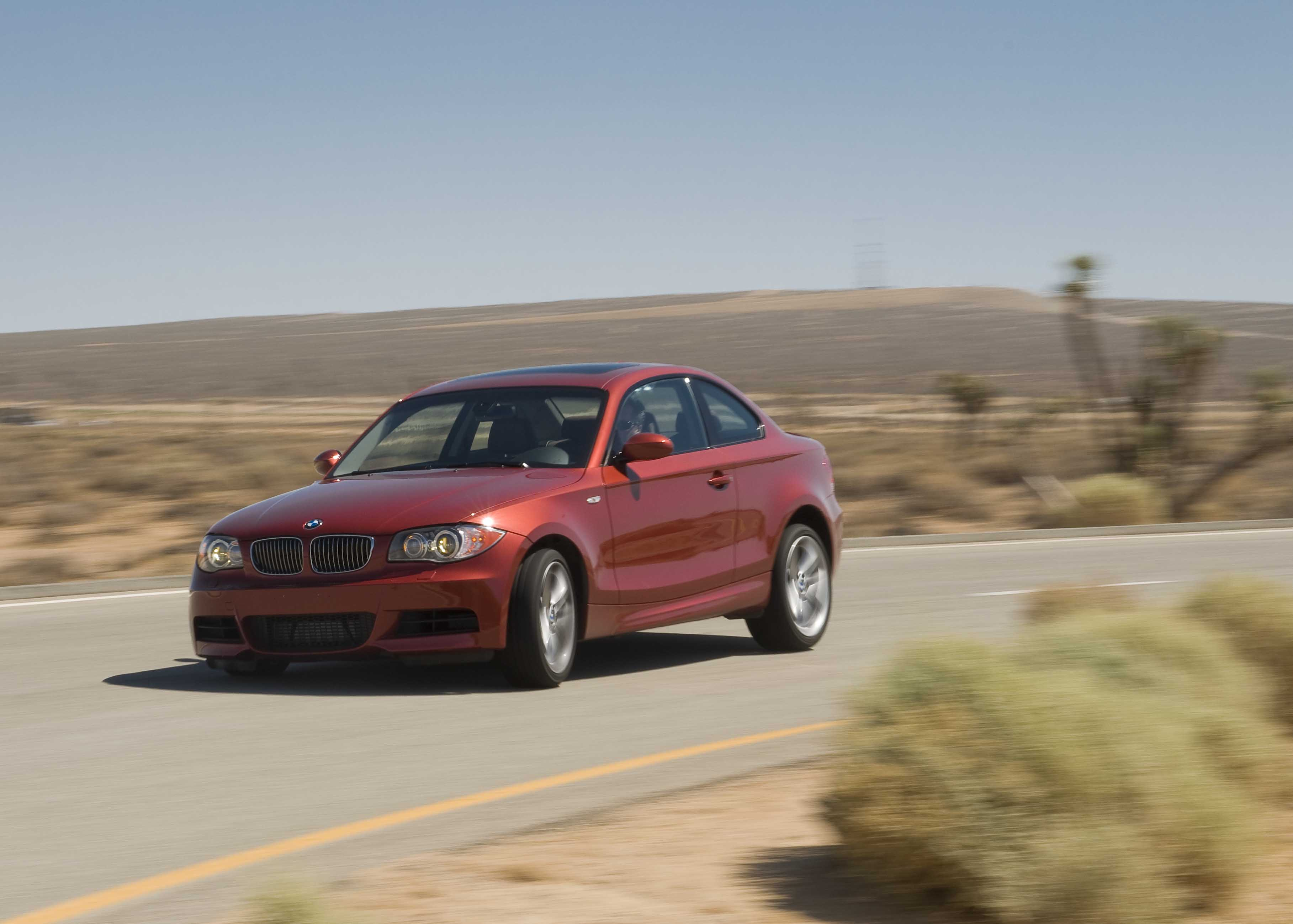 2009 Motor Trend Car of the Year Contender BMW 1 Series Motor Trend