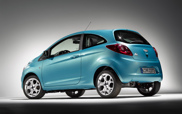2008 ford ka first drive of ford 39 s european subcompact ka motor trend. Black Bedroom Furniture Sets. Home Design Ideas
