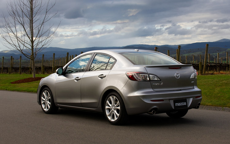 2010 Mazda3 Grand Touring First Test - Motor Trend