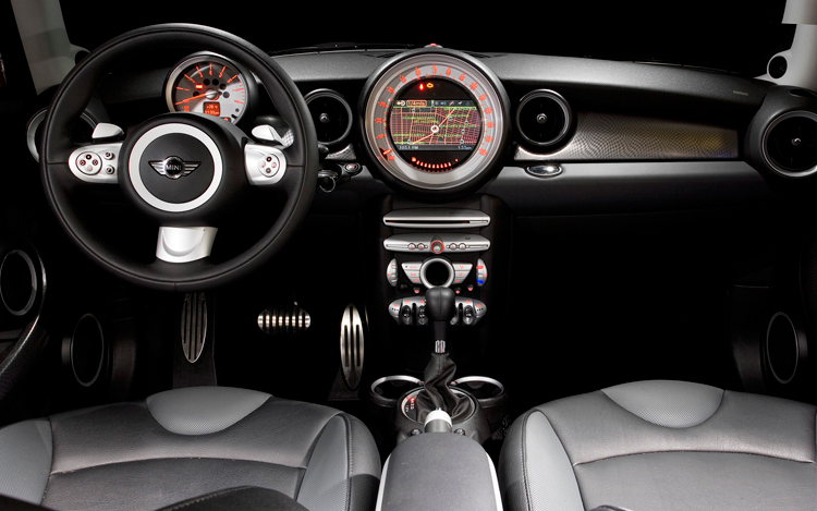 2007 mini cooper with navigation manual