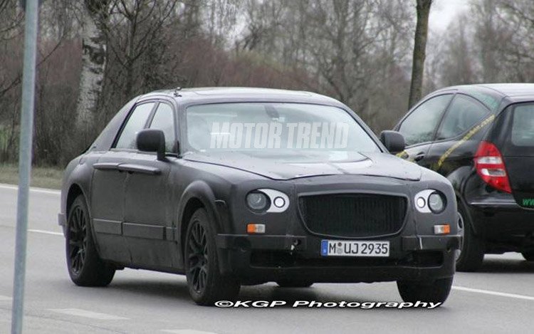 rolls royce rr4 future spied vehicles motor trend. Black Bedroom Furniture Sets. Home Design Ideas