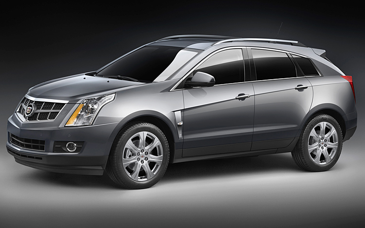 2010 cadillac srx first cadillac srx official photos and. Black Bedroom Furniture Sets. Home Design Ideas