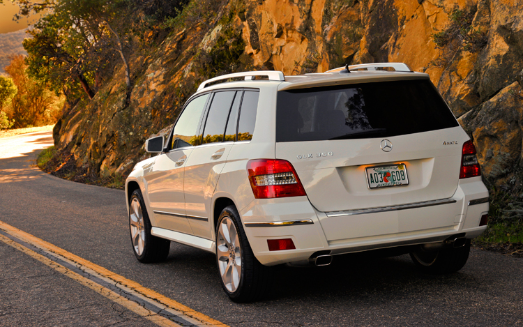 First Test: 2010 Mercedes Benz GLK350 4Matic