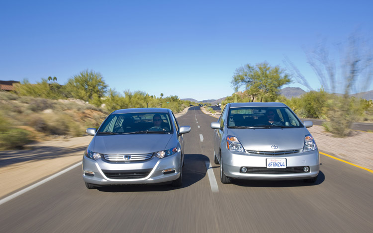 2010 Honda Insight First Drive Motortrend