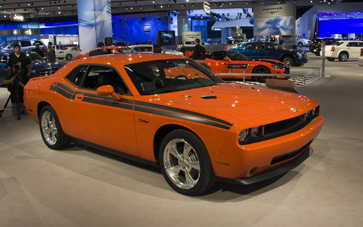 Dodge Challenger R T Classic Calls Even Louder To 1970s Muscle