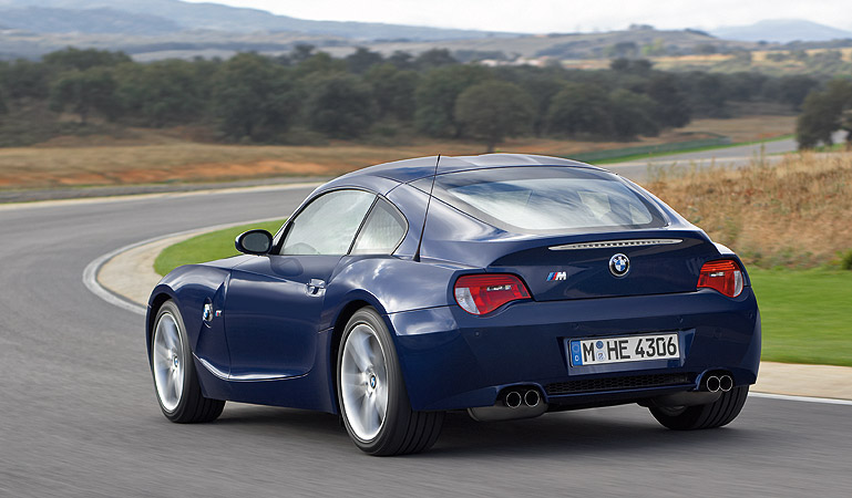 BMW M Division Sales Up 50% in 2008, Expanded Range Promised For ...